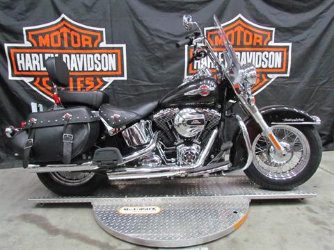 2017 Harley-Davidson Heritage Softail® Classic in New York Mills, New York - Photo 1