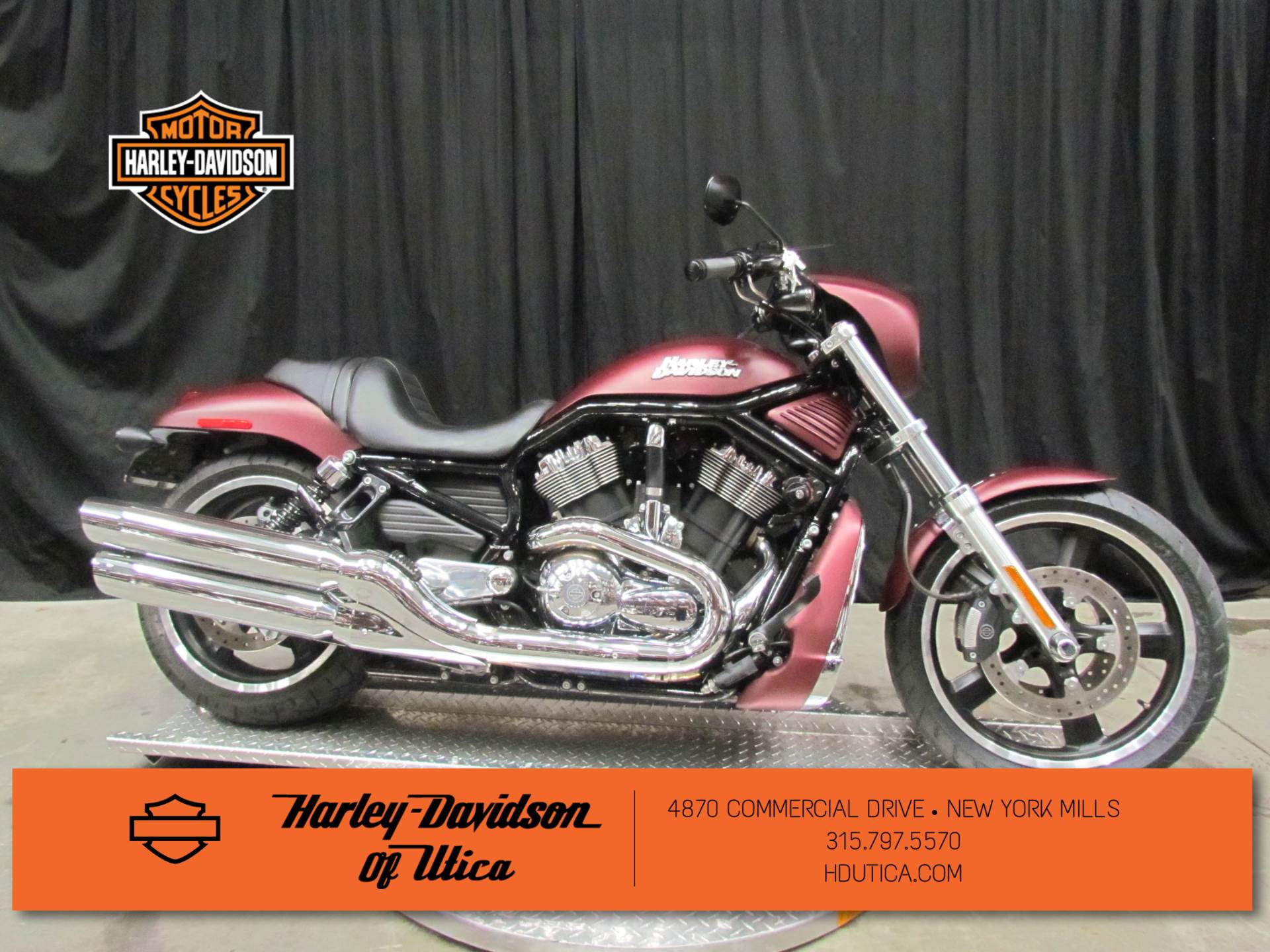 2008 Harley-Davidson Night Rod® in New York Mills, New York - Photo 1