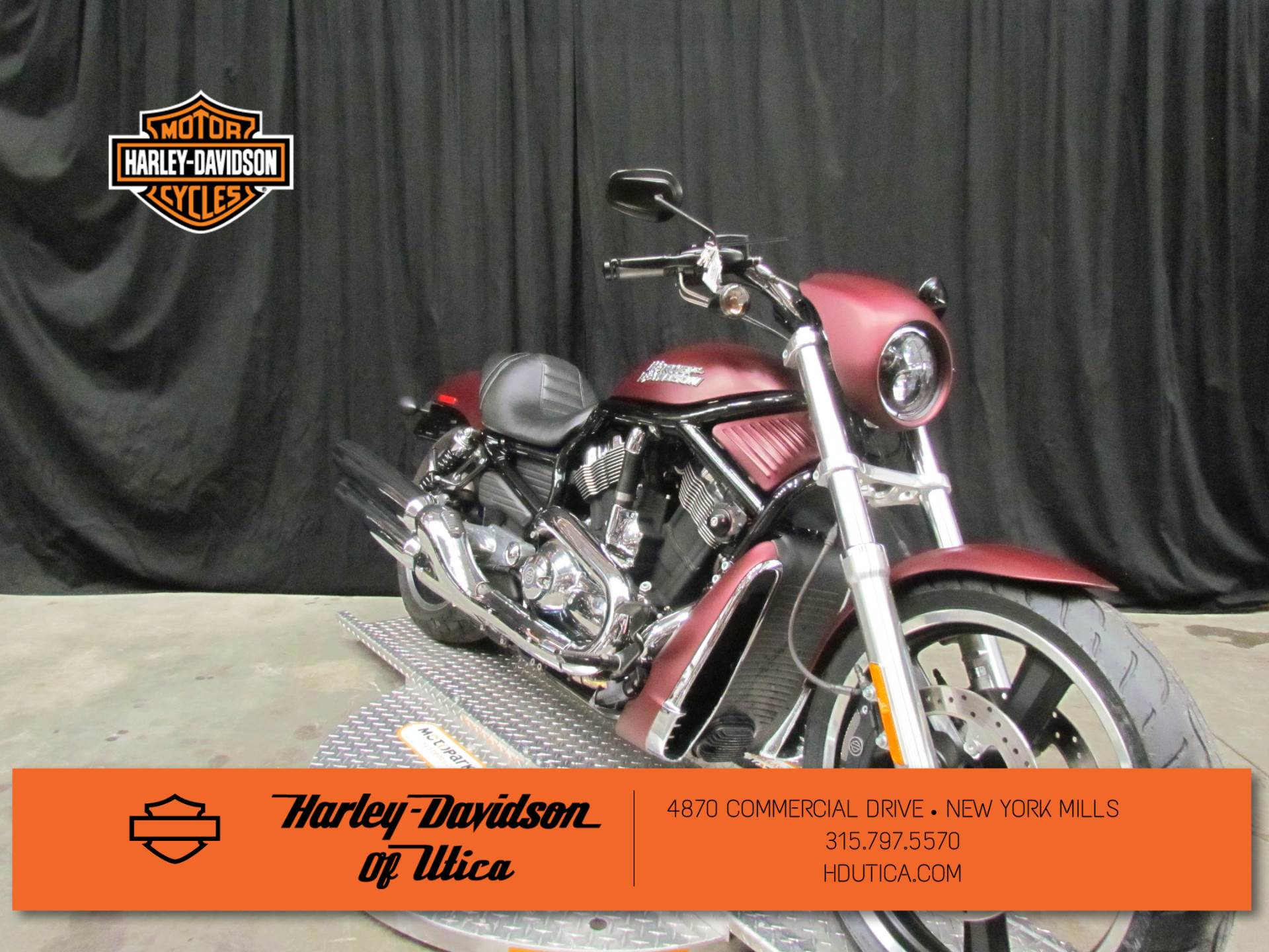 2008 Harley-Davidson Night Rod® in New York Mills, New York - Photo 2