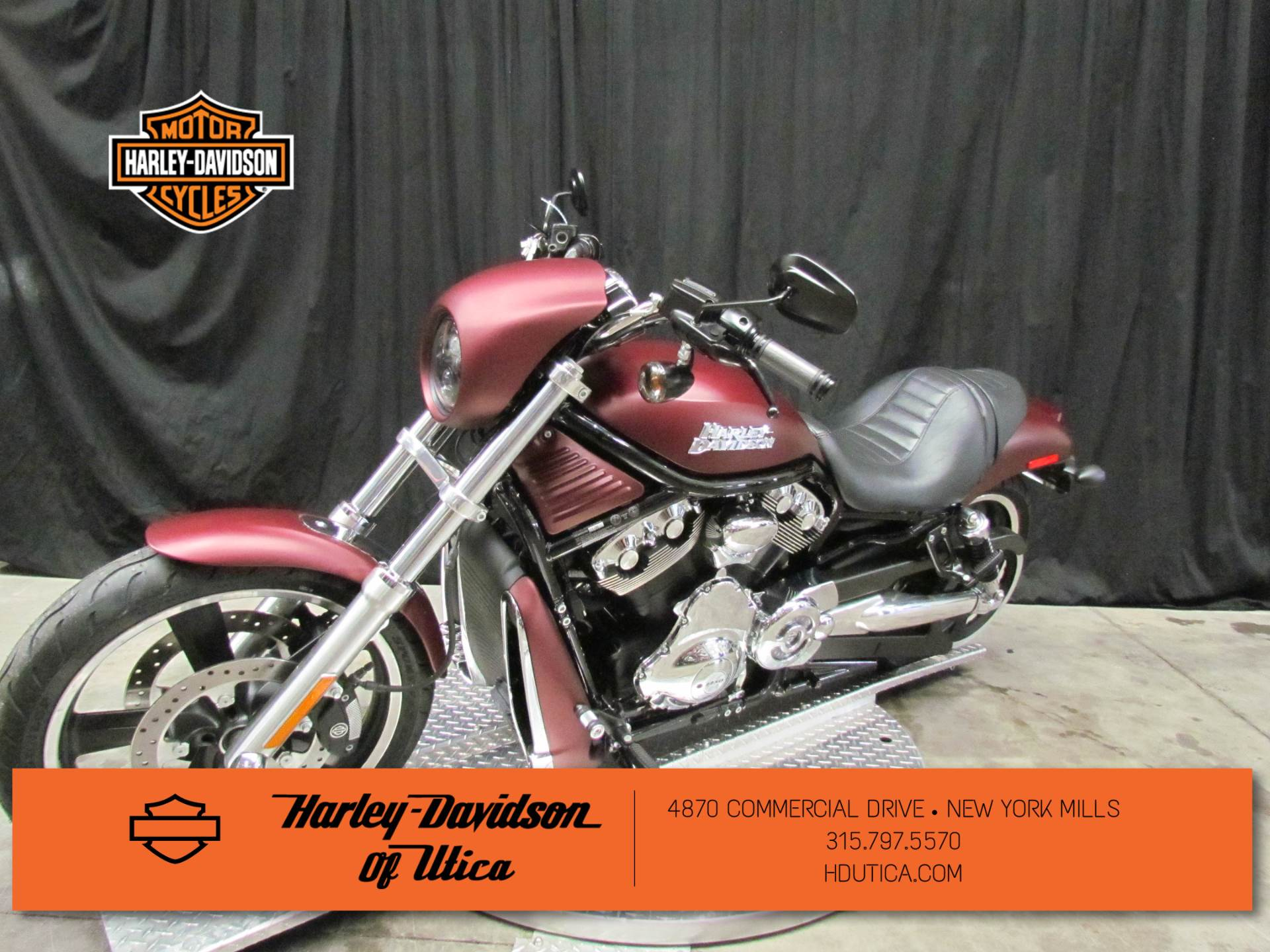 2008 Harley-Davidson Night Rod® in New York Mills, New York - Photo 4