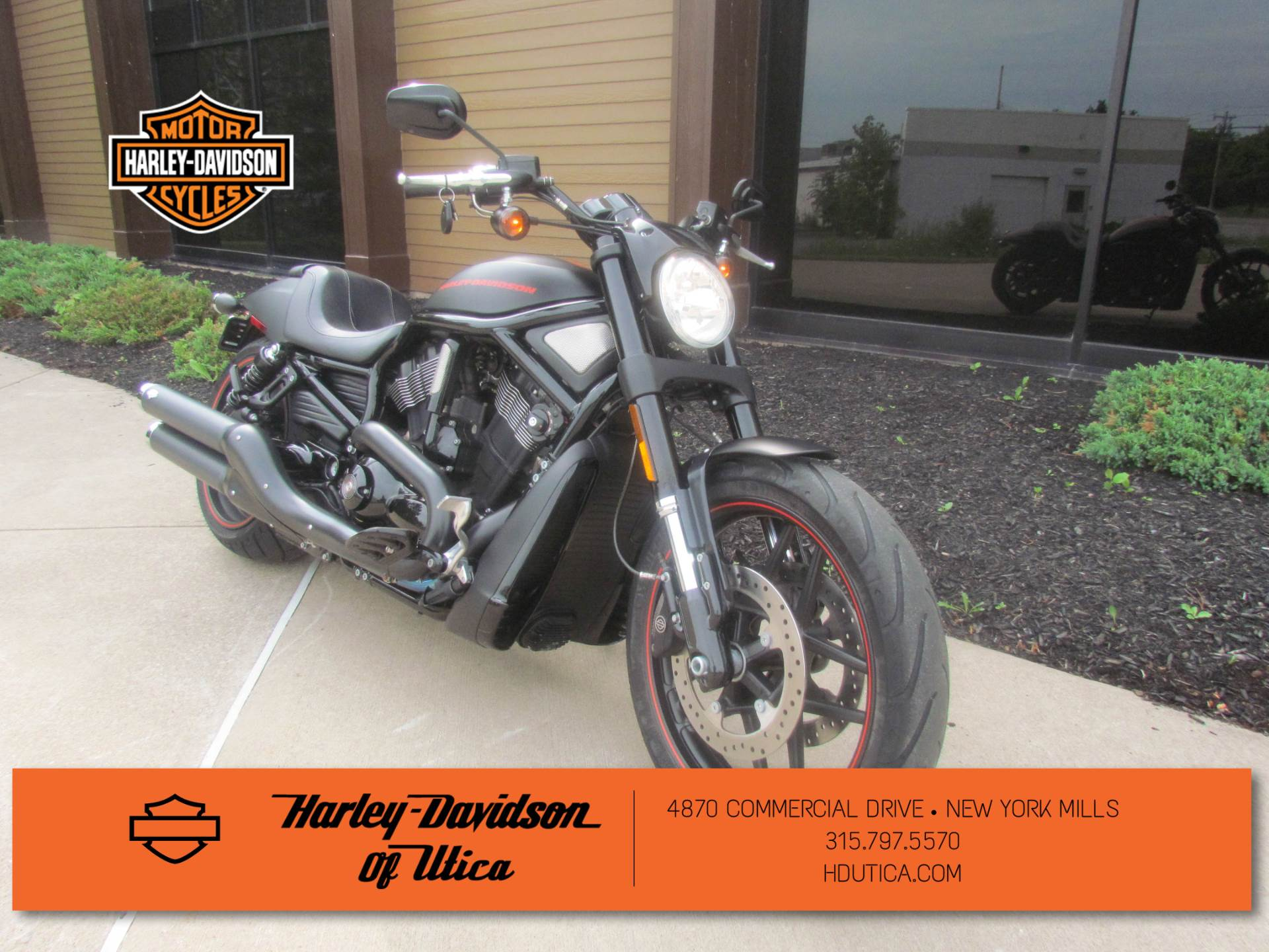 2014 Harley-Davidson Night Rod® Special in New York Mills, New York - Photo 2
