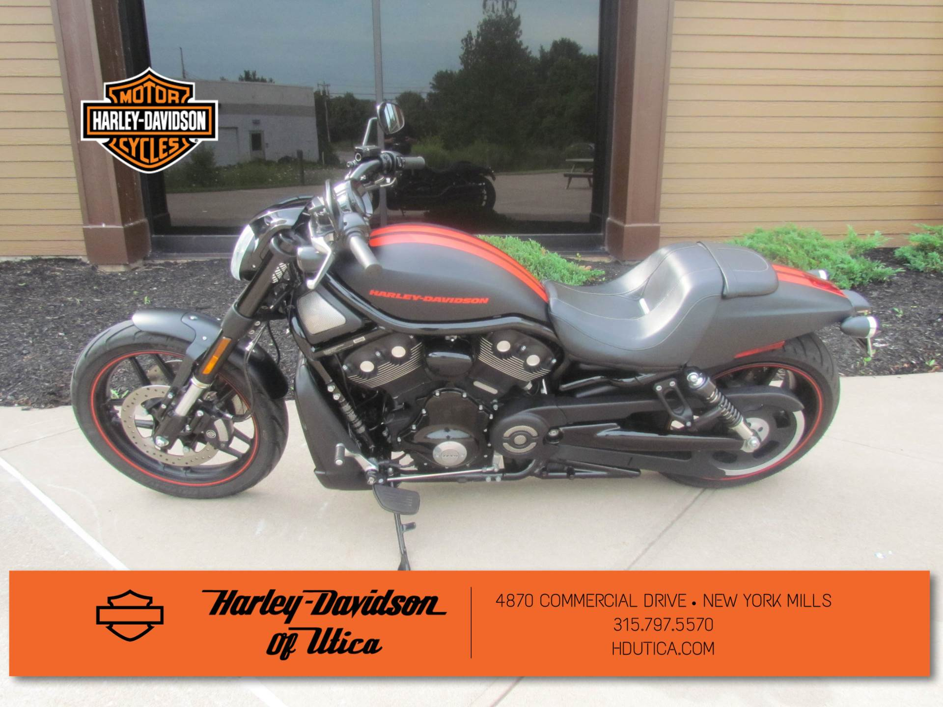 2014 Harley-Davidson Night Rod® Special in New York Mills, New York - Photo 5
