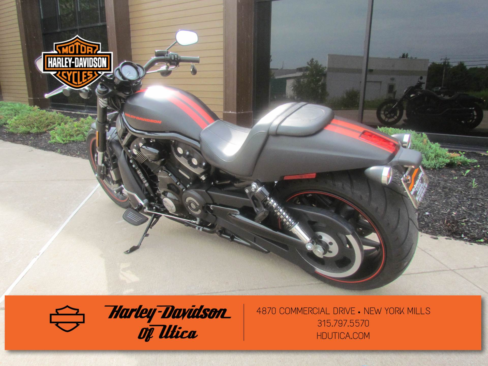 2014 Harley-Davidson Night Rod® Special in New York Mills, New York - Photo 6