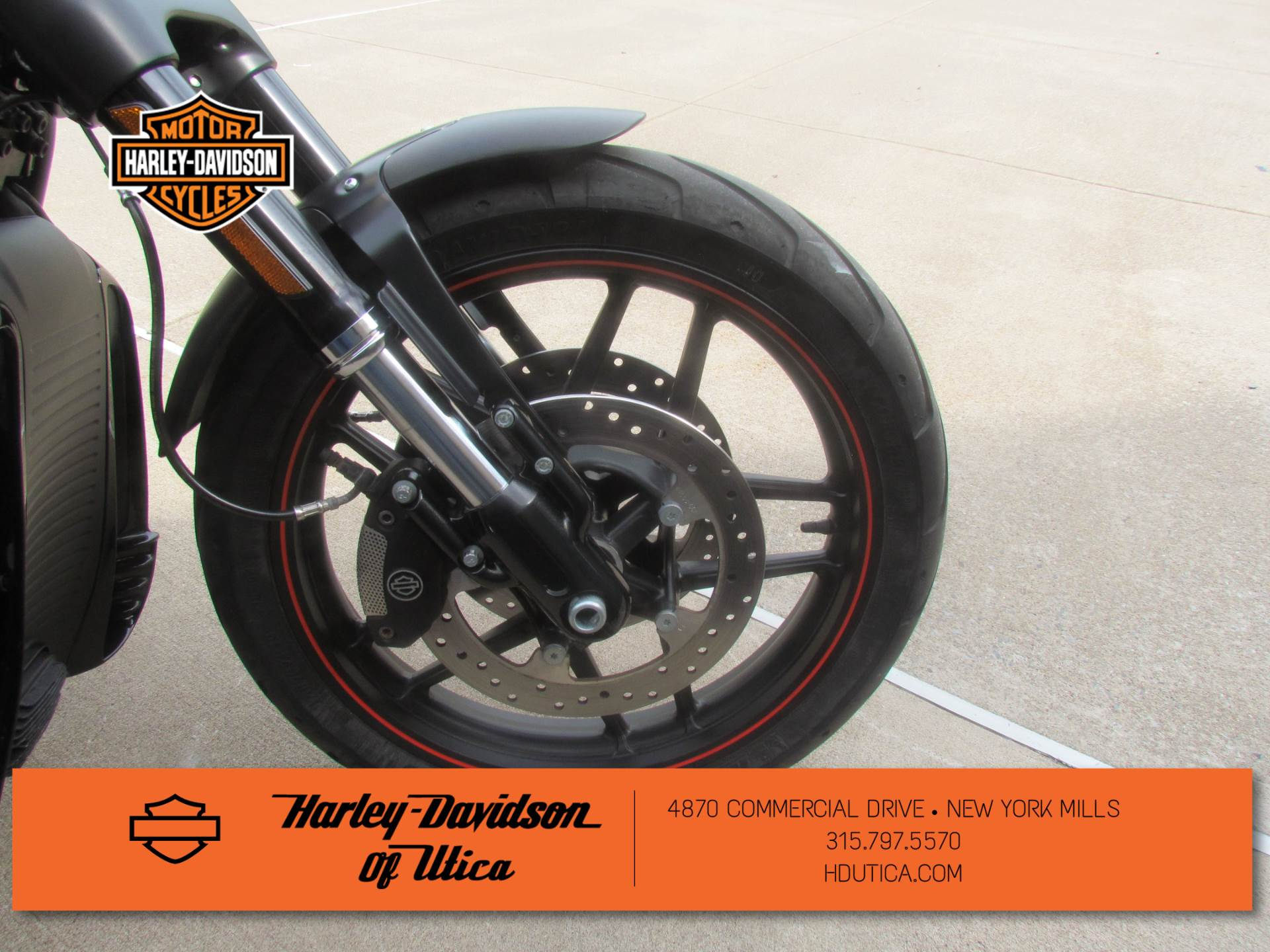 2014 Harley-Davidson Night Rod® Special in New York Mills, New York - Photo 9