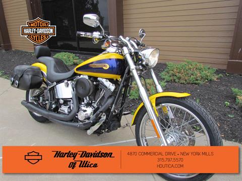 2004 Harley-Davidson FXSTD/FXSTDI Softail® Deuce™ in New York Mills, New York - Photo 2