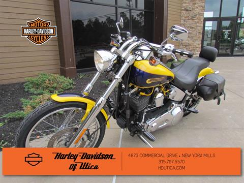 2004 Harley-Davidson FXSTD/FXSTDI Softail® Deuce™ in New York Mills, New York - Photo 4