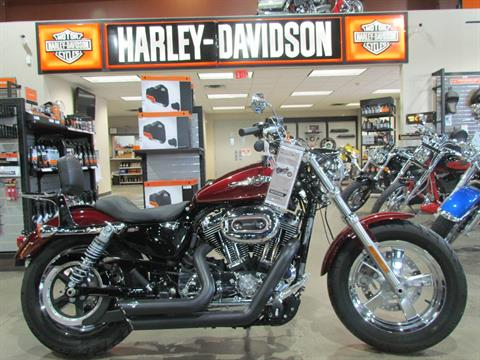 2016 Harley-Davidson 1200 Custom in New York Mills, New York - Photo 1
