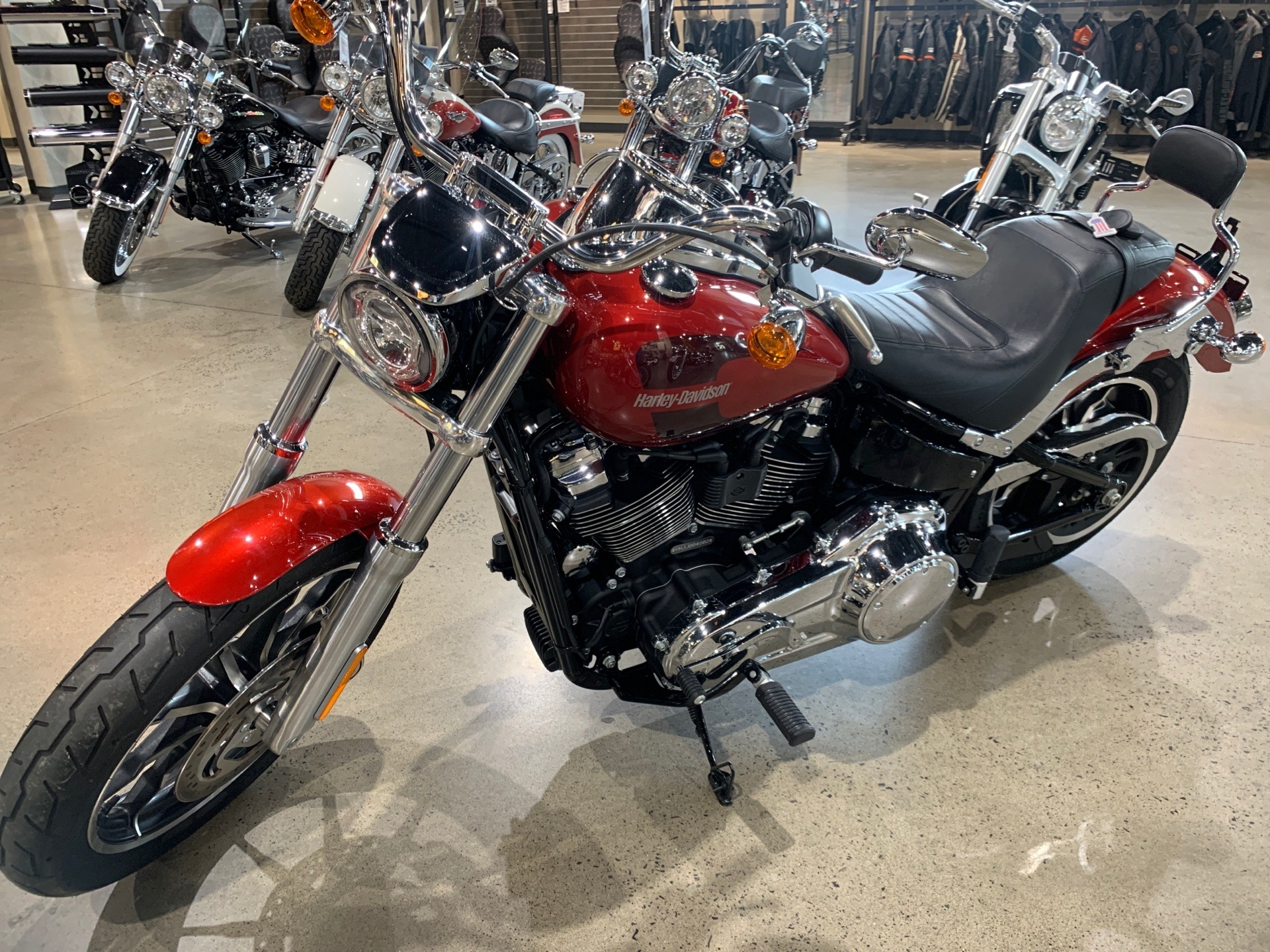 2018 Harley-Davidson Low Rider® 107 in New York Mills, New York - Photo 2