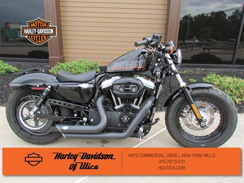 2015 Harley-Davidson Forty-Eight® in New York Mills, New York - Photo 1