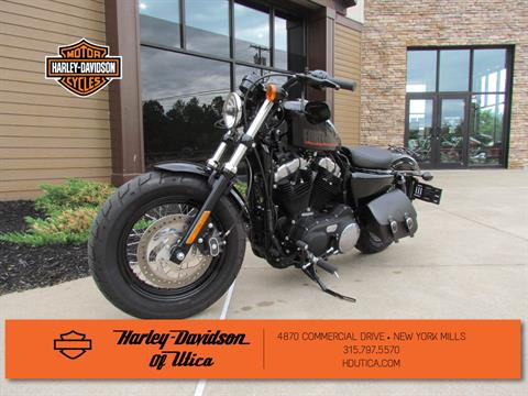 2015 Harley-Davidson Forty-Eight® in New York Mills, New York - Photo 4