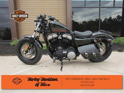 2015 Harley-Davidson Forty-Eight® in New York Mills, New York - Photo 5