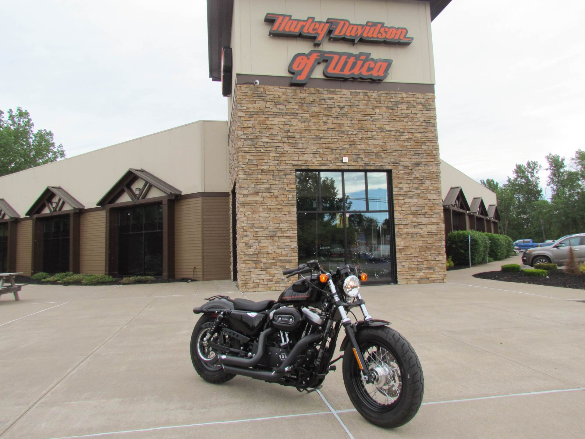 2015 Harley-Davidson Forty-Eight® in New York Mills, New York - Photo 12