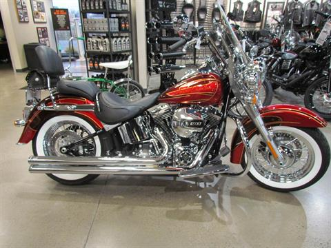 2017 Harley-Davidson Softail® Deluxe in New York Mills, New York - Photo 1