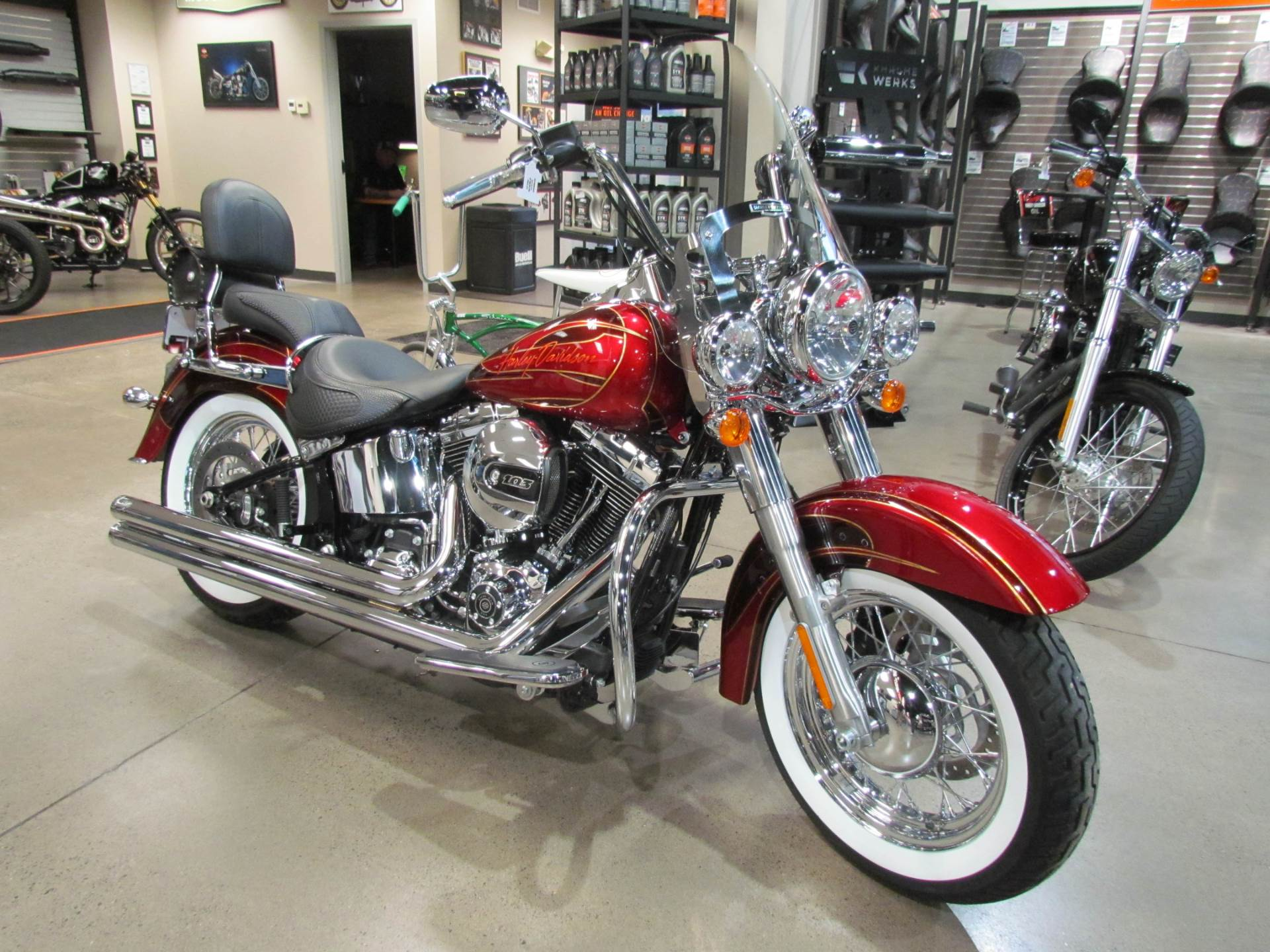 2017 Harley-Davidson Softail® Deluxe in New York Mills, New York - Photo 2