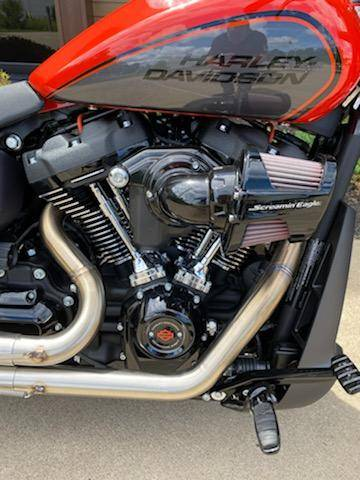 2020 Harley-Davidson FXDR™ 114 in New York Mills, New York - Photo 5