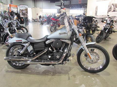 2011 Harley-Davidson Dyna® Street Bob® in New York Mills, New York - Photo 1