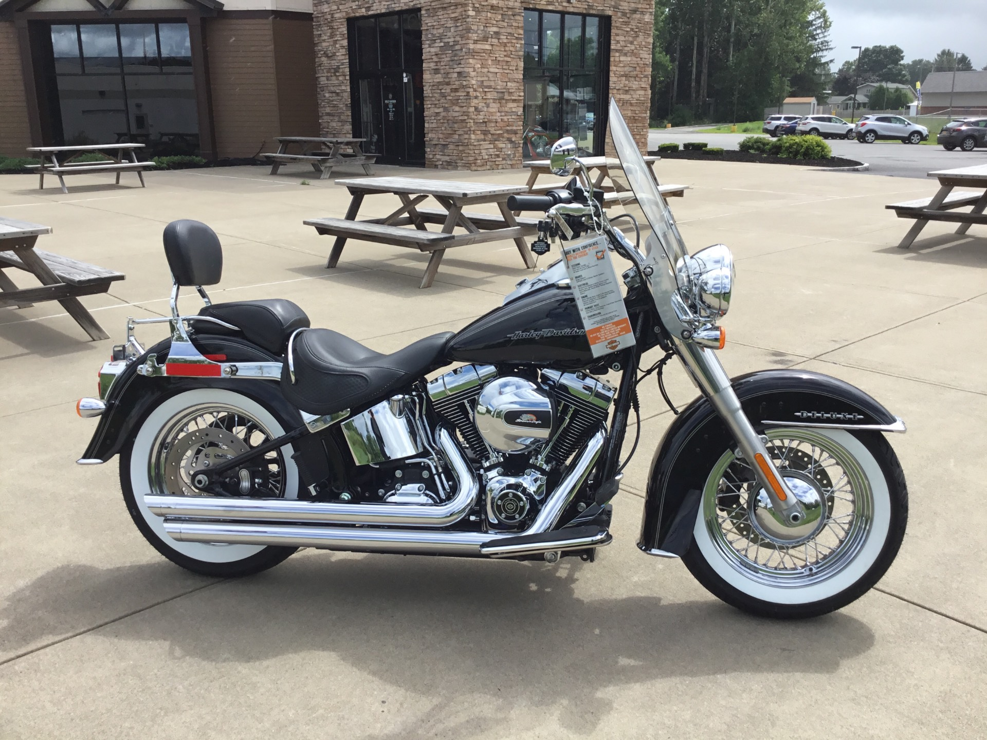 2016 Harley-Davidson Softail® Deluxe in New York Mills, New York - Photo 3