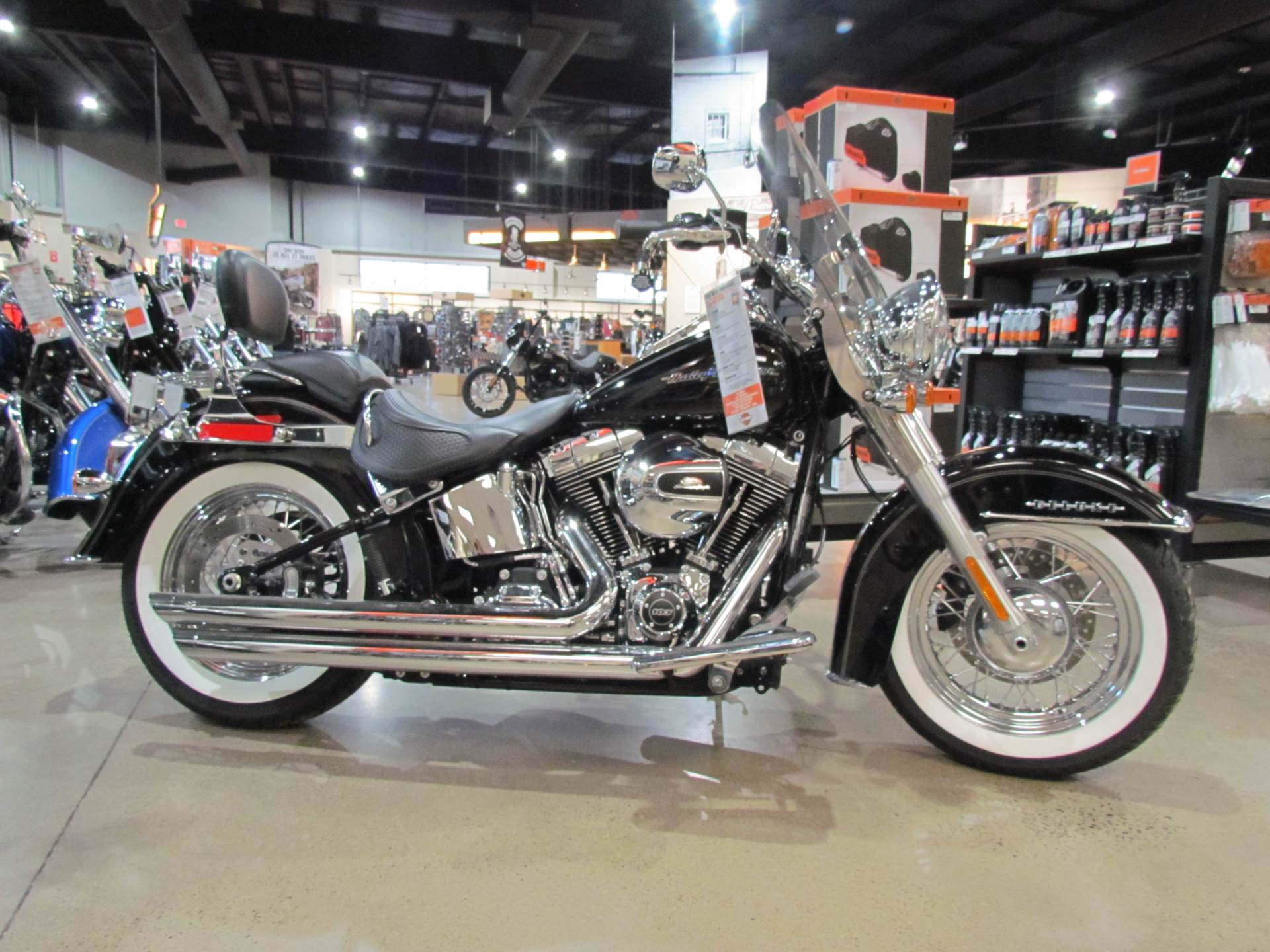 2016 Harley-Davidson Softail® Deluxe in New York Mills, New York - Photo 1