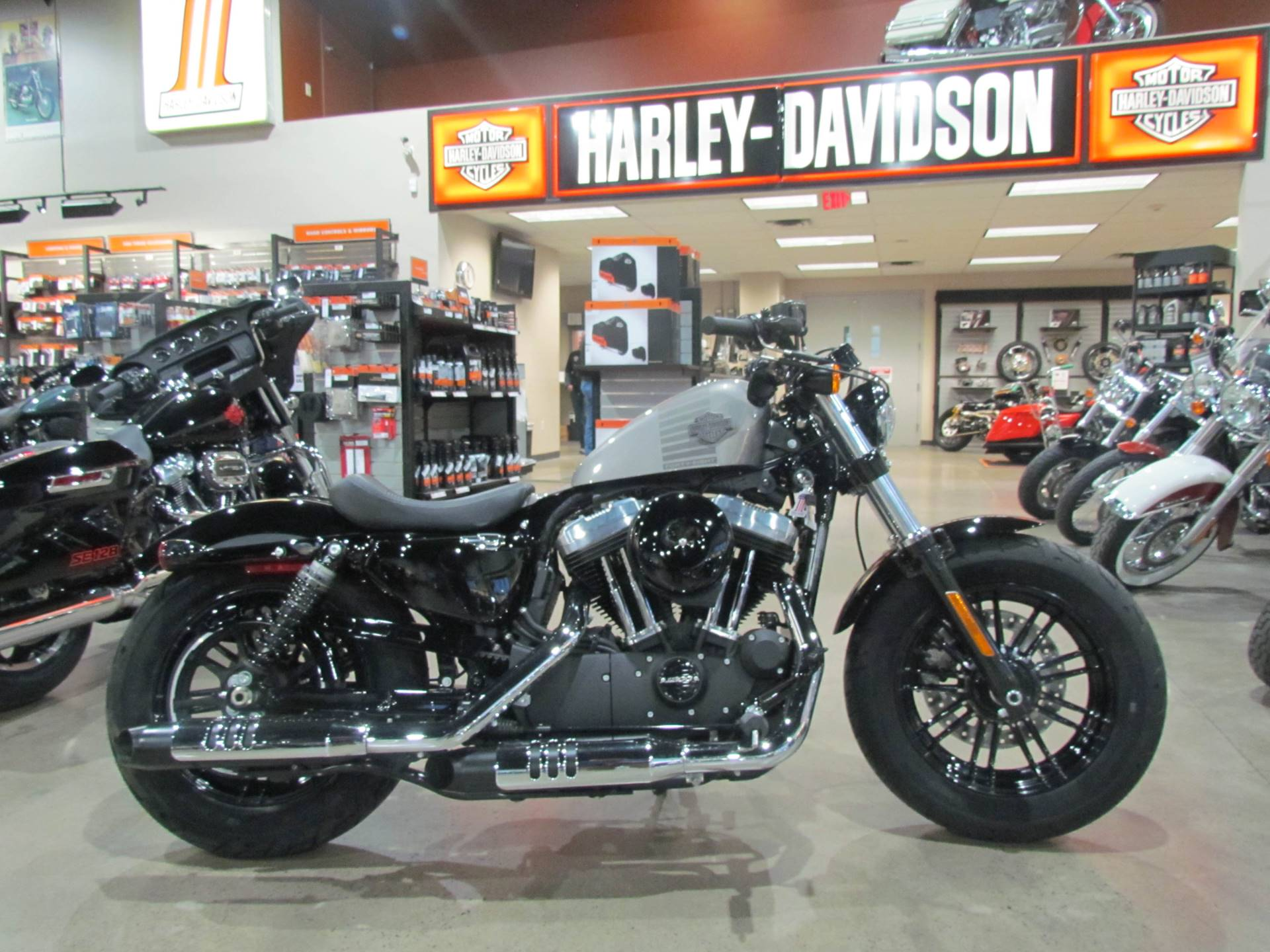 2016 Harley-Davidson Forty-Eight® in New York Mills, New York - Photo 1