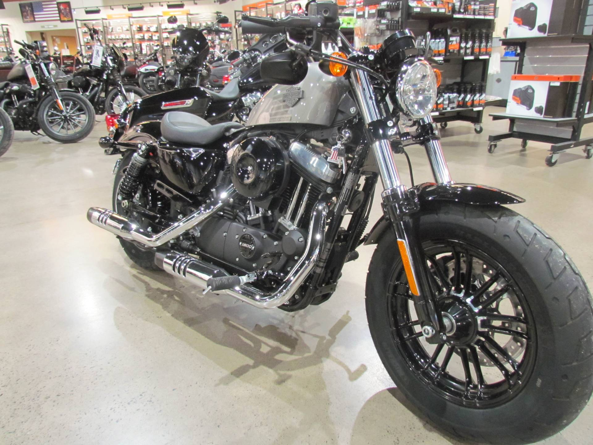 2016 Harley-Davidson Forty-Eight® in New York Mills, New York - Photo 2