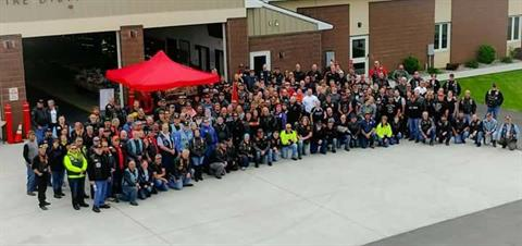 5th Annual Firefighters MC Ride