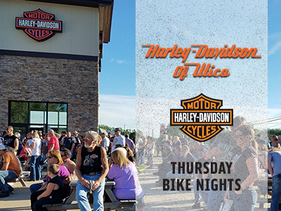 Thursday Bike Nights