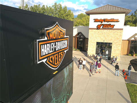 Fall Open House at H-D Utica