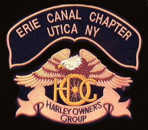 Erie Canal H.O.G. Chapter Meeting