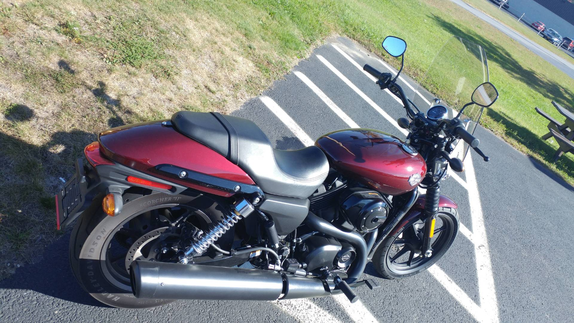 2015 Harley-Davidson Street™ 500 in Broadalbin, New York