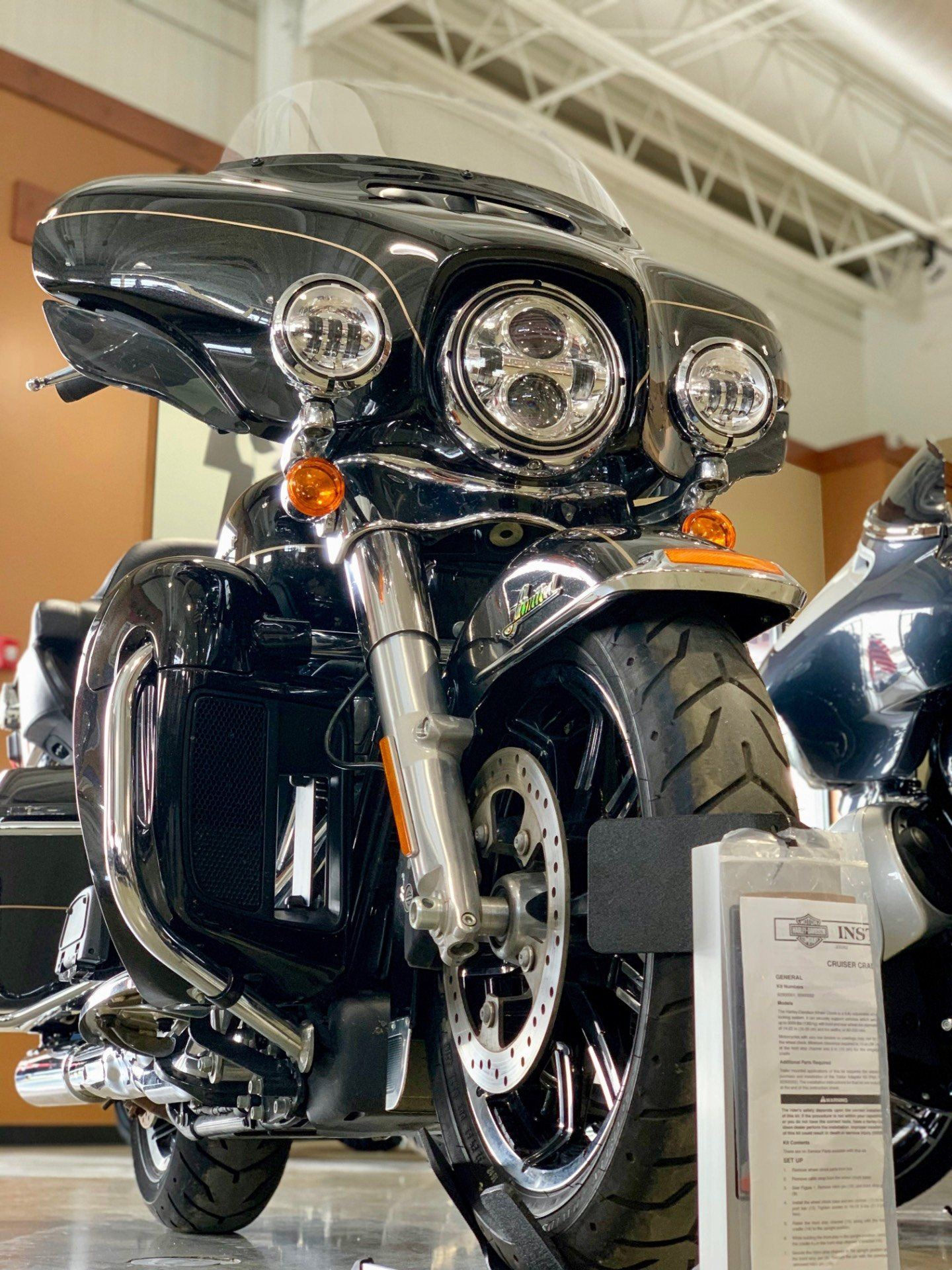 2017 Harley-Davidson Ultra Limited in Broadalbin, New York