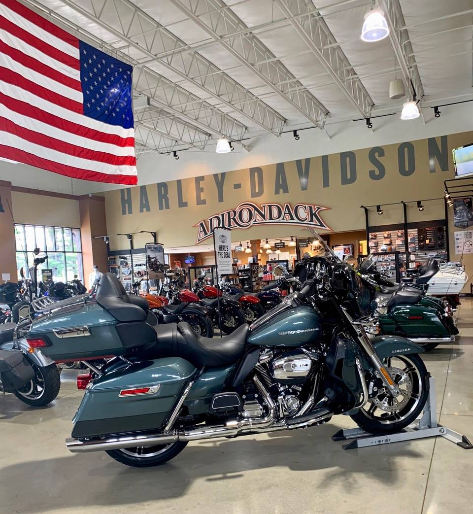 2020 Harley-Davidson Ultra Limited in Broadalbin, New York - Photo 17