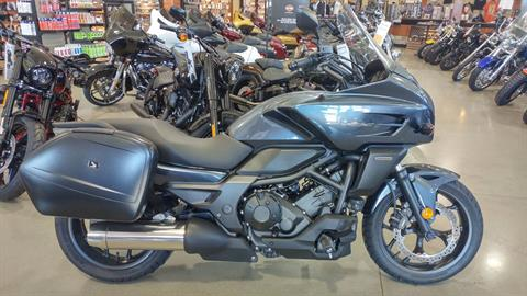 2015 Honda CTX®700 in Broadalbin, New York