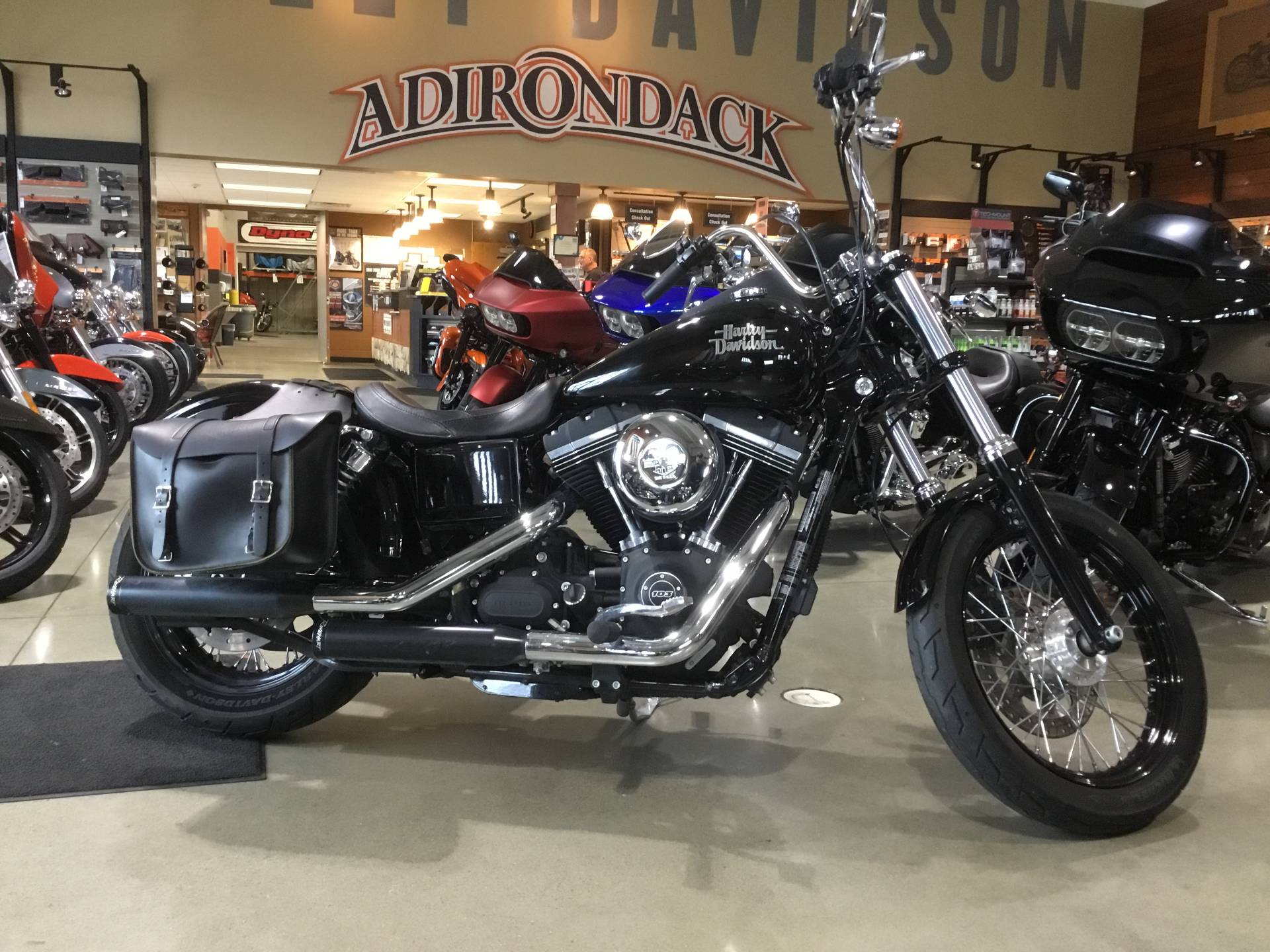 2017 Harley-Davidson Street Bob® in Broadalbin, New York - Photo 1
