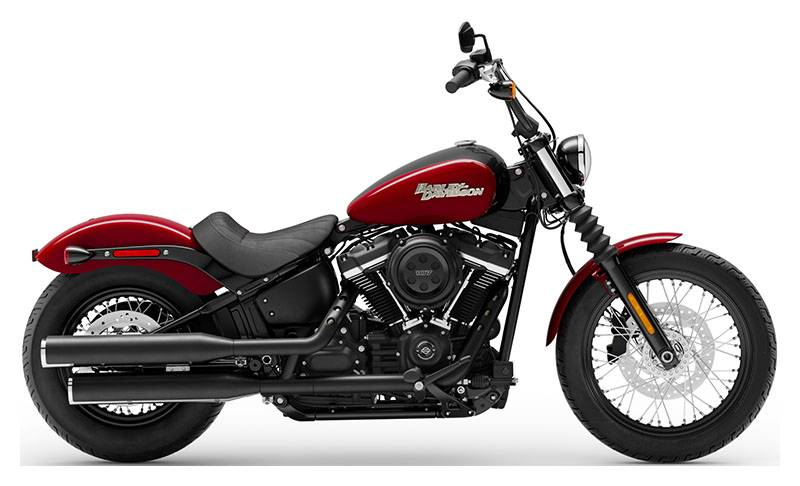 2020 Harley-Davidson Street Bob® in Broadalbin, New York
