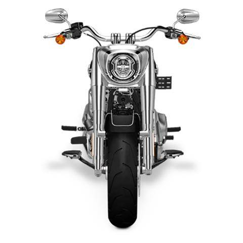 2018 Harley-Davidson Fat Boy® 107 in Broadalbin, New York - Photo 3