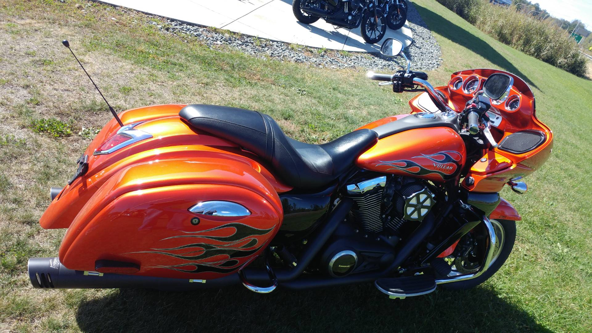 2014 Kawasaki Vulcan® 1700 Vaquero® ABS SE in Broadalbin, New York