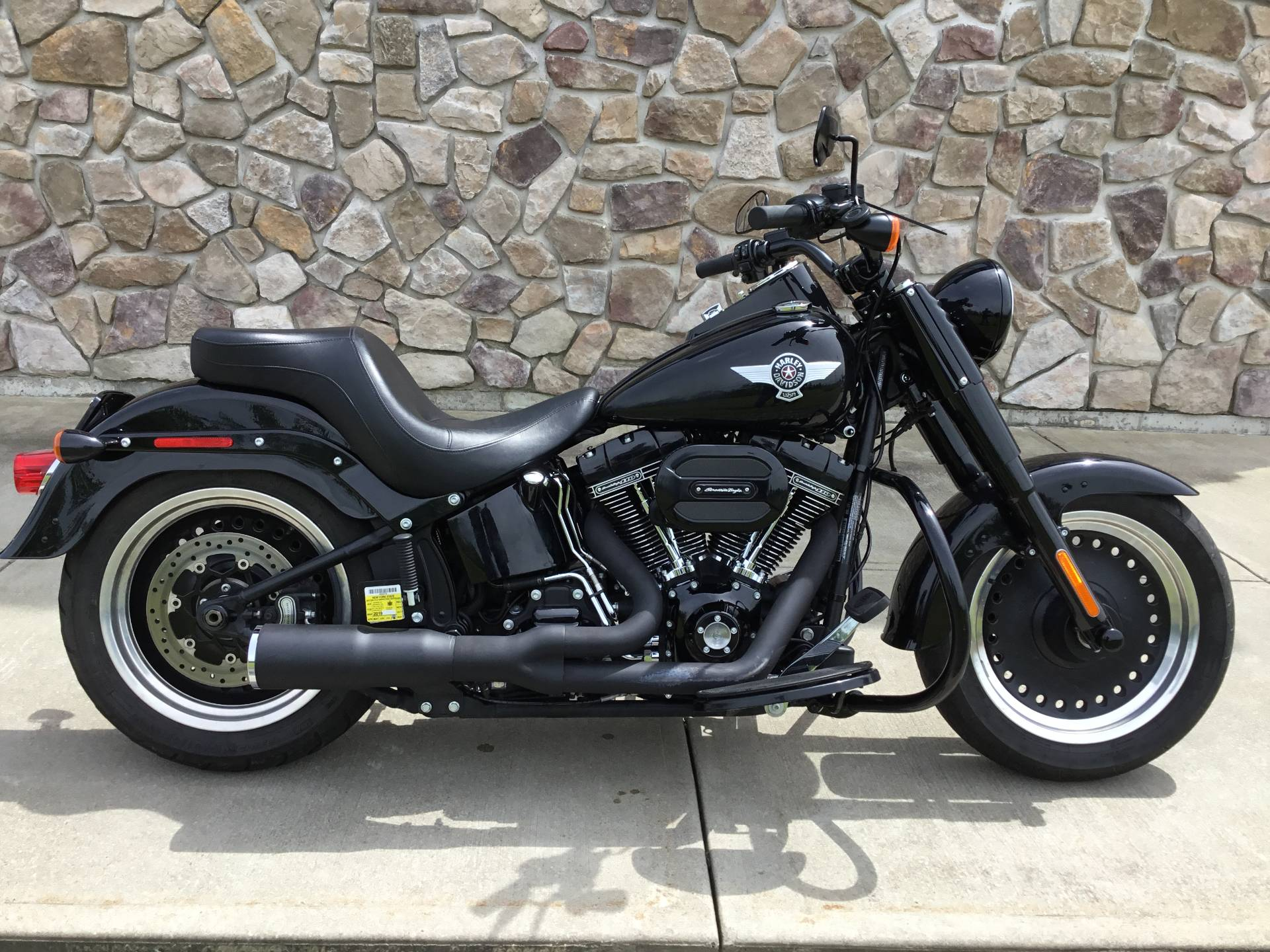2016 Harley-Davidson Fat Boy® Lo in Broadalbin, New York - Photo 1