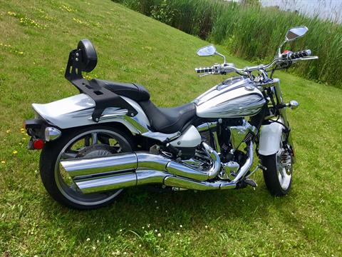 2013 Yamaha Raider S in Broadalbin, New York