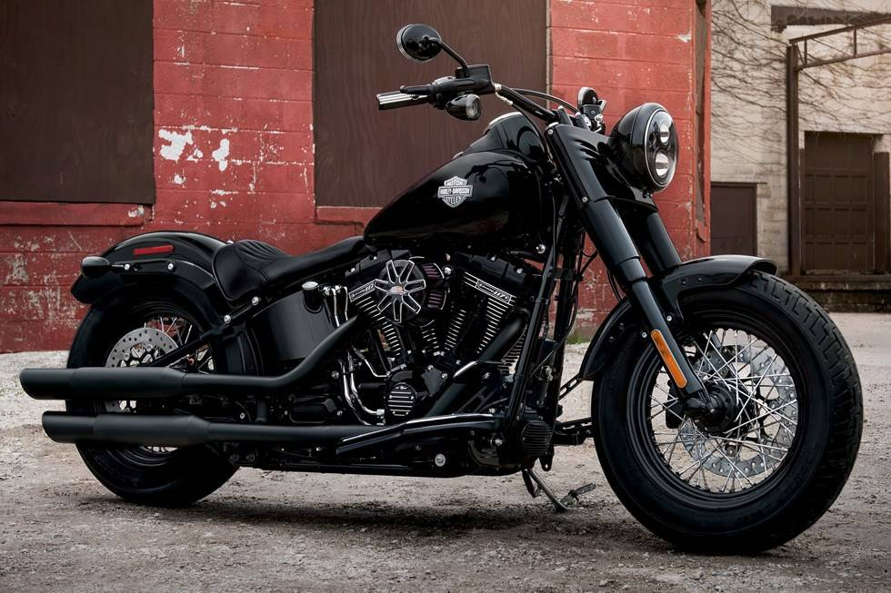 2017 Harley-Davidson Softail Slim® S in Broadalbin, New York