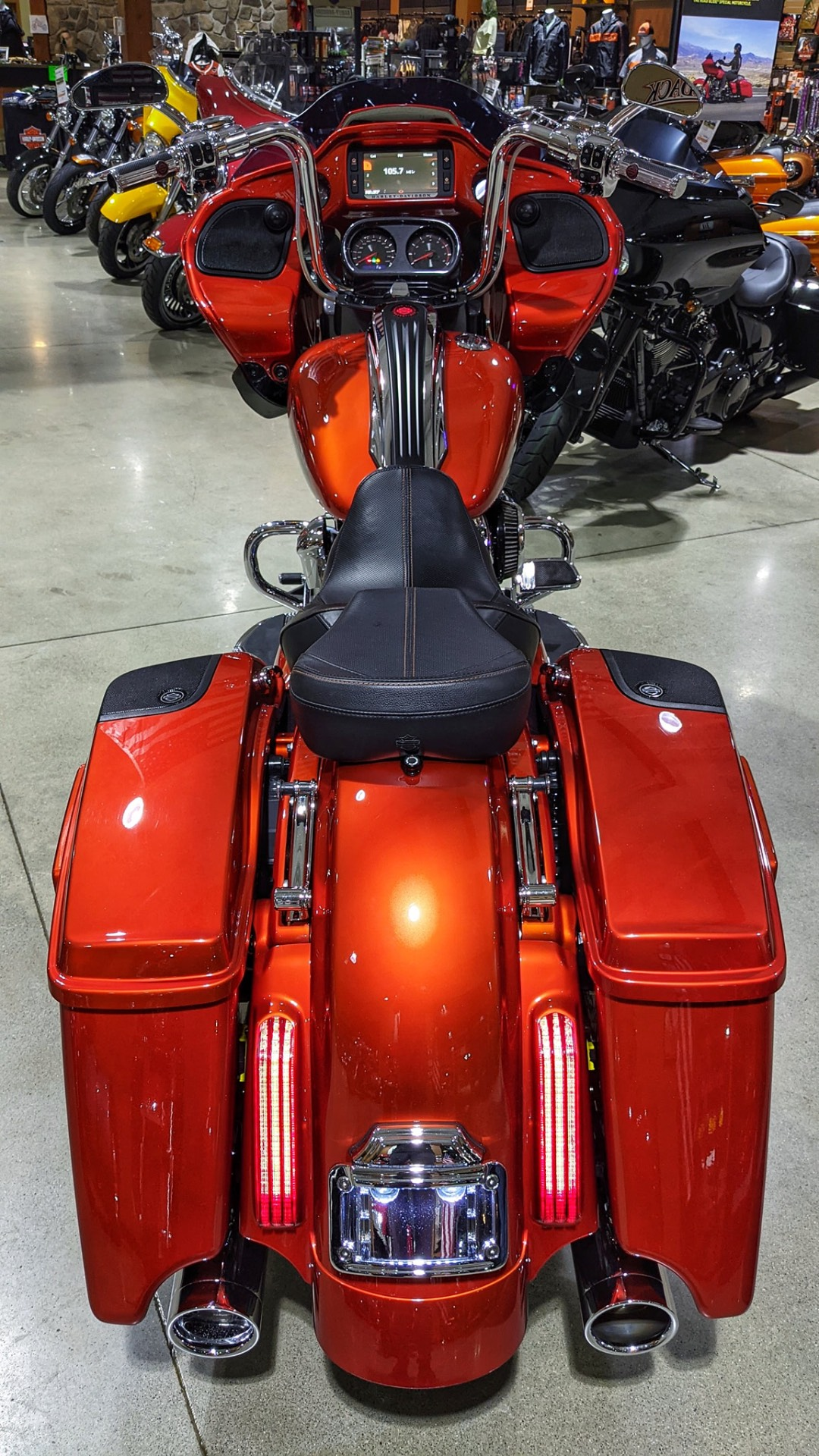 2018 Harley-Davidson CVO™ Road Glide® in Broadalbin, New York - Photo 16