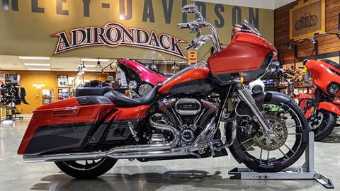 2018 Harley-Davidson CVO™ Road Glide® in Broadalbin, New York - Photo 1