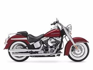 2017 Harley-Davidson Softail® Deluxe in Broadalbin, New York