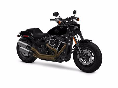 2018 Harley-Davidson Fat Bob® 107 in Broadalbin, New York