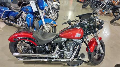 2013 Harley-Davidson Softail Slim® in Broadalbin, New York