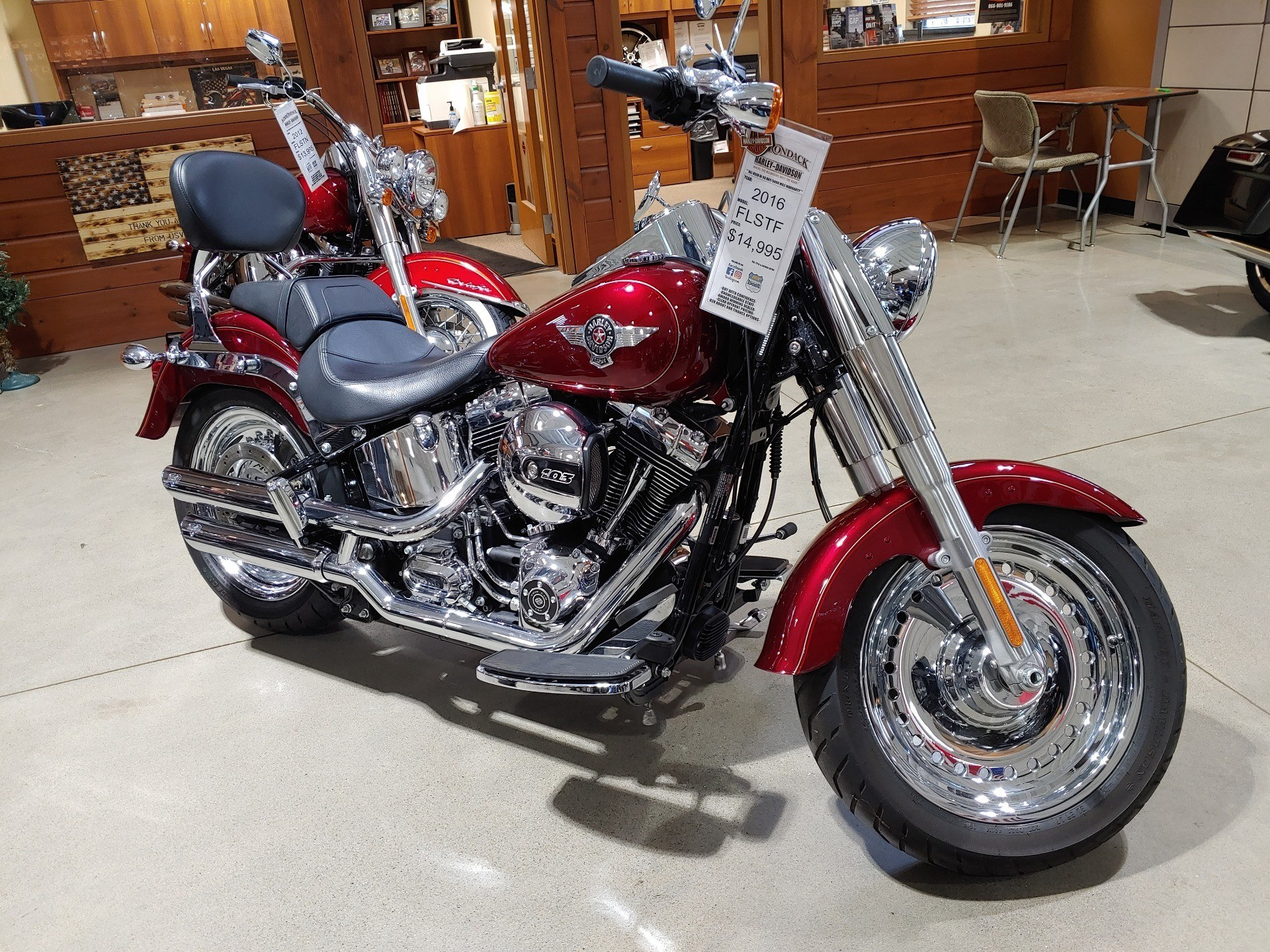 2016 Harley-Davidson Fat Boy® in Broadalbin, New York - Photo 3