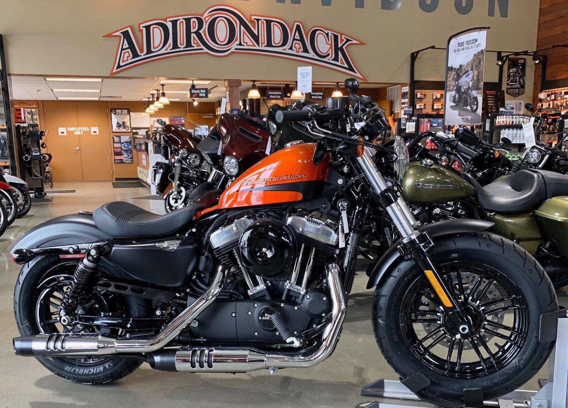 2019 Harley-Davidson Forty-Eight® in Broadalbin, New York