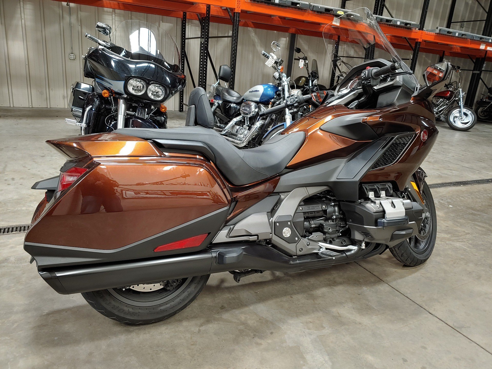2018 Honda Gold Wing DCT in Broadalbin, New York - Photo 2