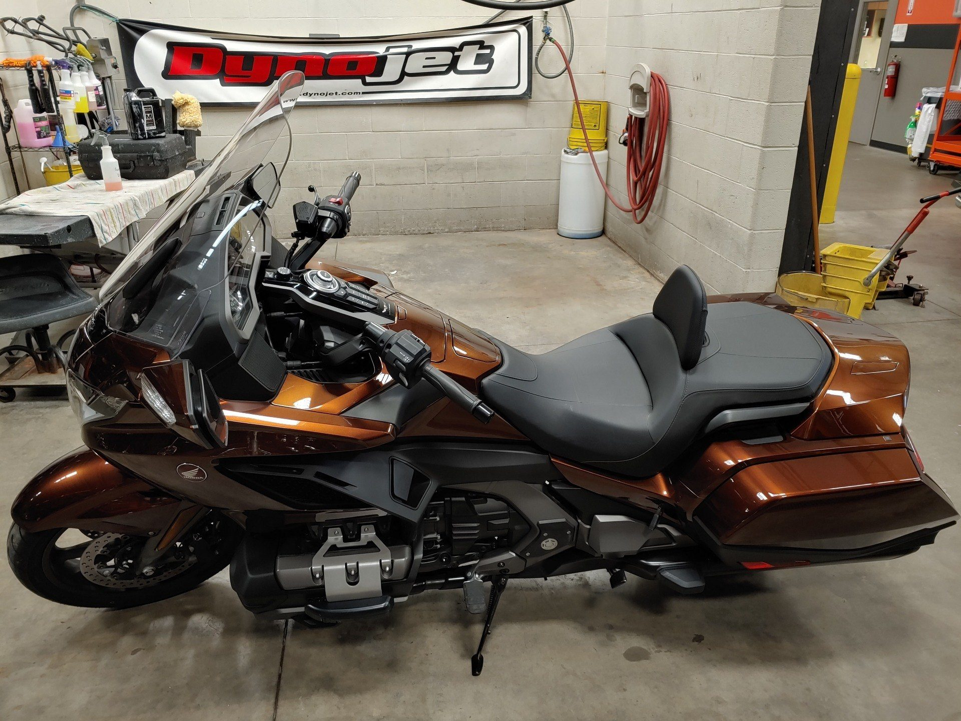 2018 Honda Gold Wing DCT in Broadalbin, New York - Photo 5