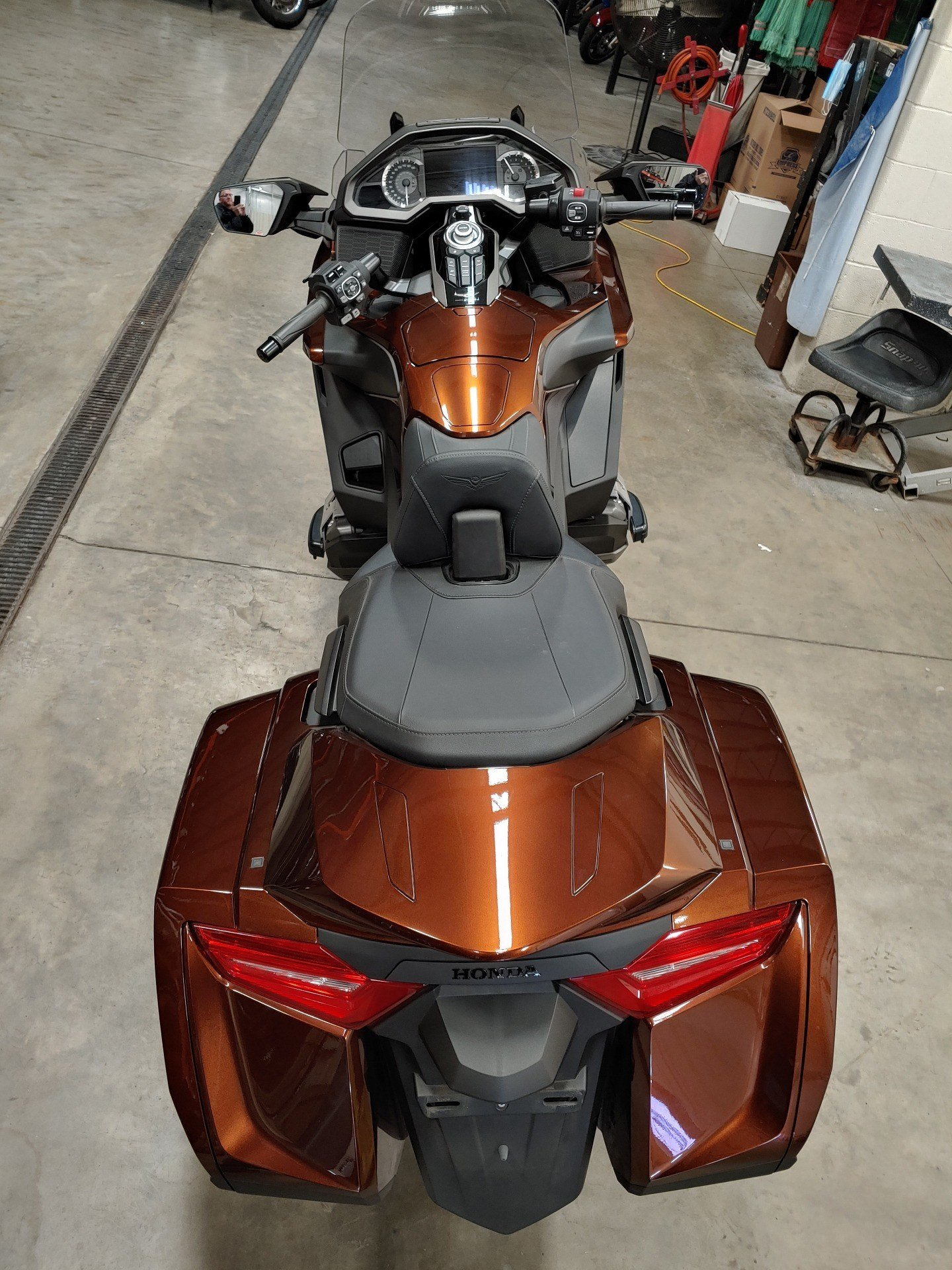 2018 Honda Gold Wing DCT in Broadalbin, New York - Photo 6
