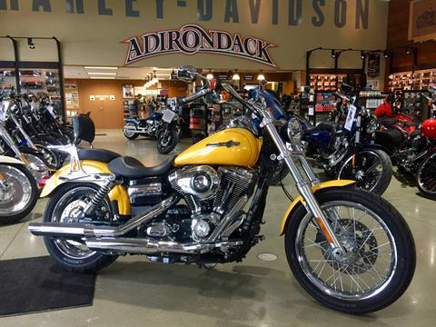 2013 Harley-Davidson Dyna® Super Glide® Custom in Broadalbin, New York